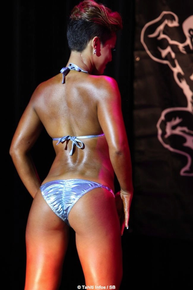 Bodybuilding – Fitness : Les temps changent et Miss Tahiti devient Miss Bikini Fitness. (& Diaporama)