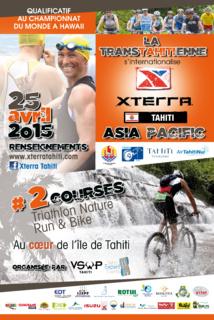 Triathlon: la XTerra Tahiti, ex-transtahitienne, se pépare