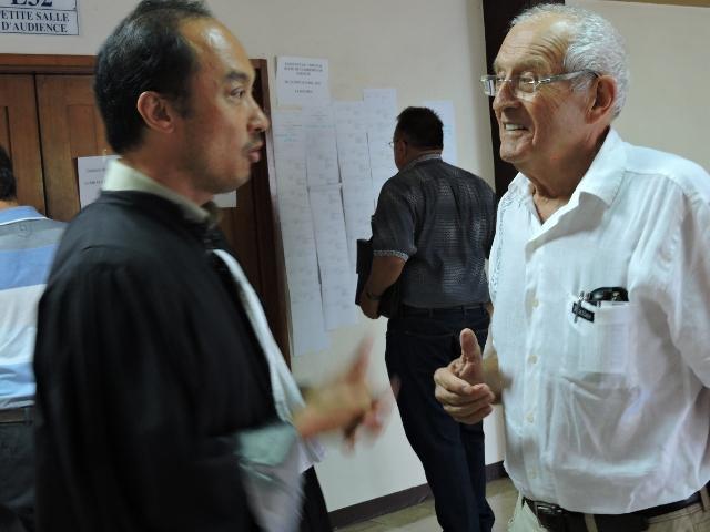 Jean-Louis Gregori demande également à ce que « la situation de SPGRD soit éclaircie »