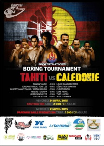 Grand tournoi de boxe international : « SPORTSTAHITI.COM Boxing Tournament »