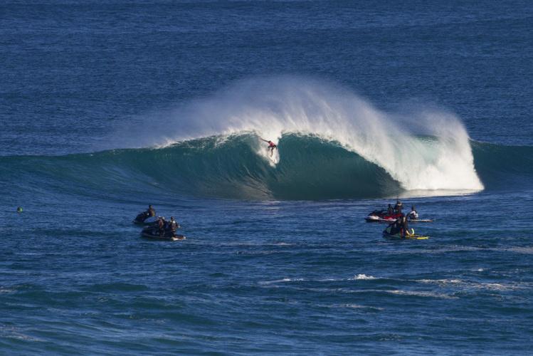 SURF WSL – Margaret River Pro : Michel Bourez qualifié pour le round 4.