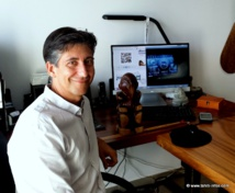 Christophe Gomez dirigera la future école Studio Poly3D