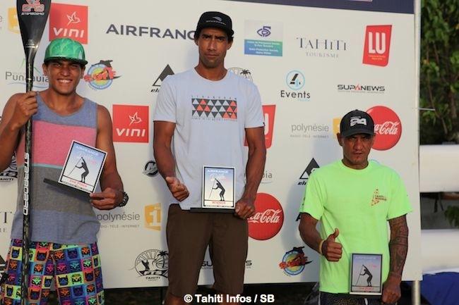 Podium 24 km avec Georges, Rete et Bruno.