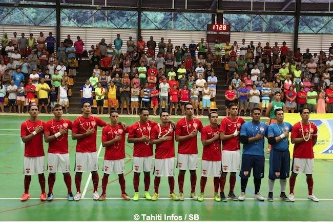 Futsal – Tahiti vs France : Retour sur une défaite cinglante 3 à 0 contre la France.