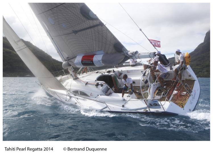 Tahiti Pearl Regatta : les voiles entrent dans la course