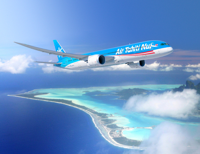 « Avec une vitesse de croisière de 915 kilomètres par heure, les vols seront plus courts avec un gain de près d'une heure pour aller ou venir de Paris avec les 787-9 », assure Michel Monvoisin.