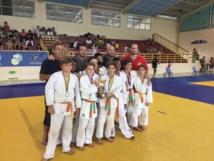 Championnat de Polynésie de judo par équipe: Encore de belles victoire pour l'EJJP