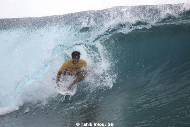 b3570f53b51900 Surf - Taps junior   Vers un nouveau duel Mihimana Braye vs O Neil ...