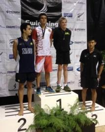 Natation « championnat de NZ » : Nicolas Vermorel nouveau champion du 50 m papillon