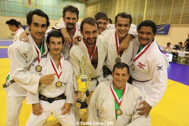 club judo tahiti