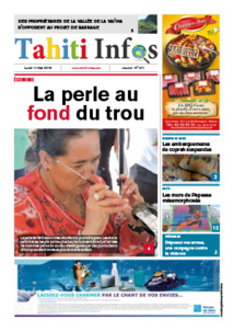 TAHITI INFOS N°411 du 11 mai 2015