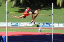 Athlétisme « Oceania Cairns 2015″ : Nouveau record, Teura Tupaia passe les deux mètres