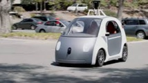 Google va mettre sa voiture autonome sur la route dès cet été