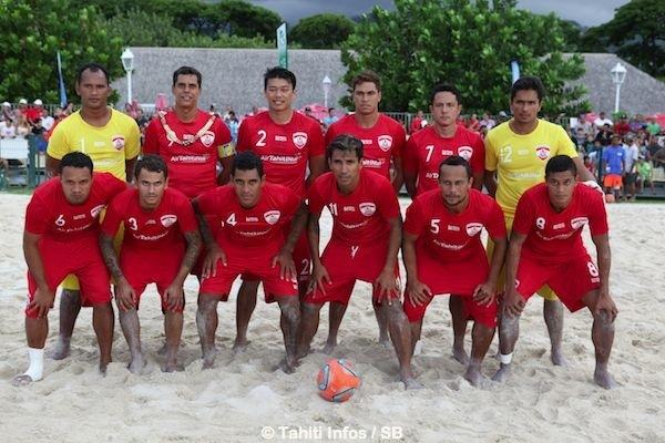 Les Tiki Toa d'aujourd'hui ont quasiment tous participé à la dernière coupe du monde.