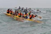 Vendée Va'a: EDT remporte la deuxième étape