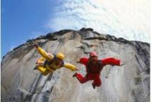 Dean Potter, légende du base-jump, se tue dans le parc de Yosemite