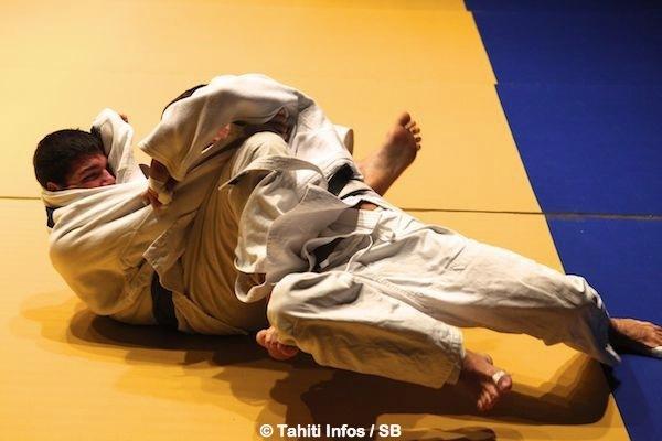 Le judo, un des arts martiaux incontournables.