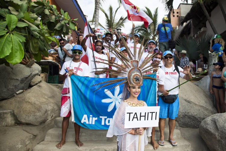 SUP – Championnats du monde ISA : Une belle 9e place pour Tahiti.