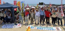 Okinawa: le gouverneur anti-base américaine va porter son combat à Washington