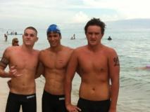 Natation « Open Water Challenge » : Alyzée Diaz et Hugo Lambert se qualifient pour les Jeux