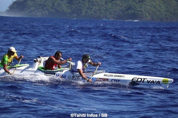 L'édition 2015 de la Tahiti Nui Va'a a été une réussite.