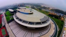 Un Chinois téléporte Star Trek dans le siège de son entreprise
