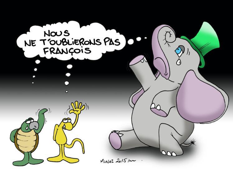 Hommage à François Paul-Pont