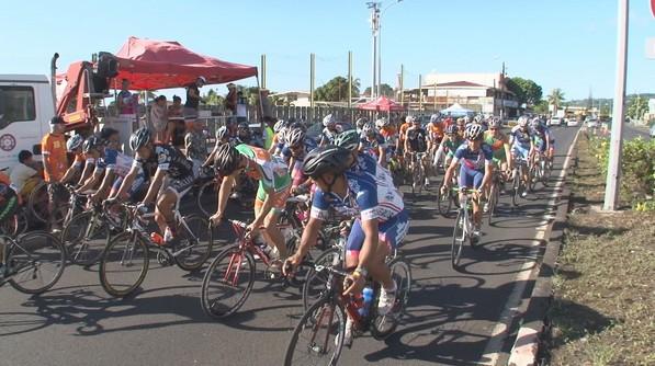 Cyclisme : Terii Teihotaata s'illustre au Grand Prix d'Arue