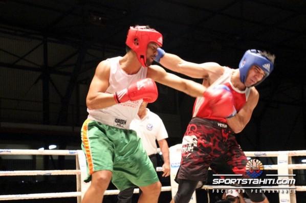 Boxe : La der avant les Jeux du Pacifique