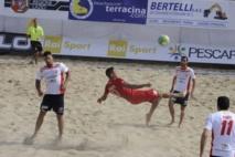 Beachsoccer : Les Tikitoa loupent le podium avec Villafranca