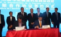 Signature d'un accord de coopération stratégique avec Hainan Airlines