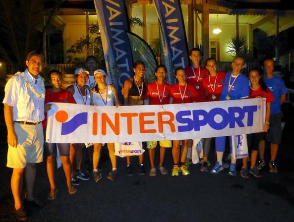 Course à pied « relais Intersport Run » : Belle participation pour une 1ère