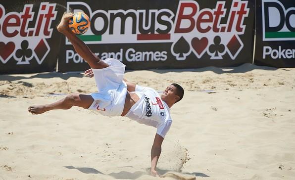 Beachsoccer   « Euro winners Cup 2015  » : Les tikitoa en 8ème de finale avec les Sable Dancers