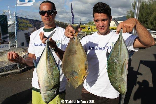 Vaihoarii Taeatua et Philippe Piritua, les gagnants sont complémentaires