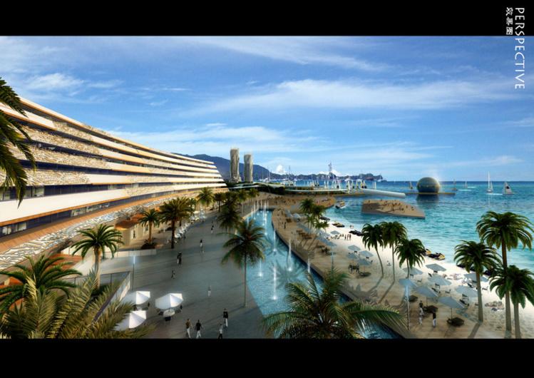 Les Chinois de Forbase de nouveau en course pour le Tahiti Mahana Beach