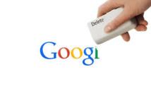 Droit à l'oubli: Google mis en demeure par la CNIL