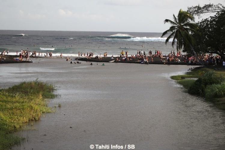 L'embouchure de la Taharu'u a un fort potentiel touristique.