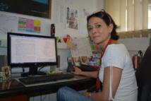 Le docteur Mai Cao-lormeau, chercheur en virologie au pôle de recherche sur les maladies infectieuses émergentes à l'Institut Louis Malardé.