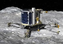 """""""Hello la Terre"""": le robot Philae s'est réveillé!"""