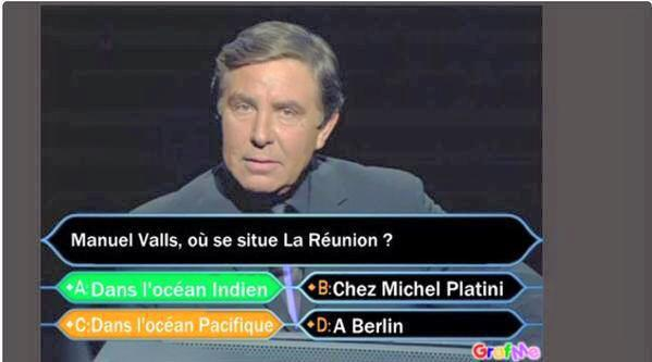 « La Réunion perle du Pacifique » a sa page Facebook
