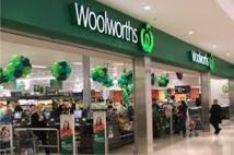 Le distributeur australien Woolworths annonce la suppression de 1.200 emplois