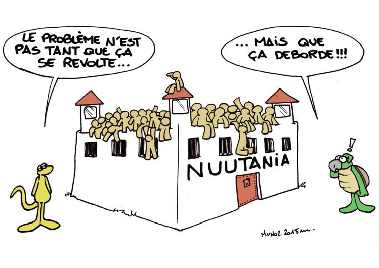 """Nuutania"" selon Munoz"