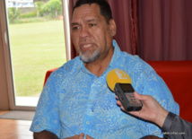Cyril Tetuanui, le président du SPCPF.