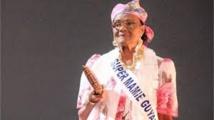 Super Mamie Guyane élue Super Mamie France 2015