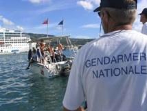 """Le message du commandement de la zone maritime de Polynésie est : """"Prenez la mer, pas les risques !"""" (Photo http://www.polynesie-francaise.pref.gouv.fr/)"""