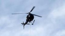 Canada: conversation osée de la police diffusée par hélicoptère