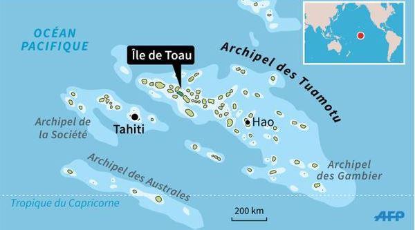 Laurent Bourgnon a disparu mercredi lors d'une plongée au large de Toau, aux Tuamotu
