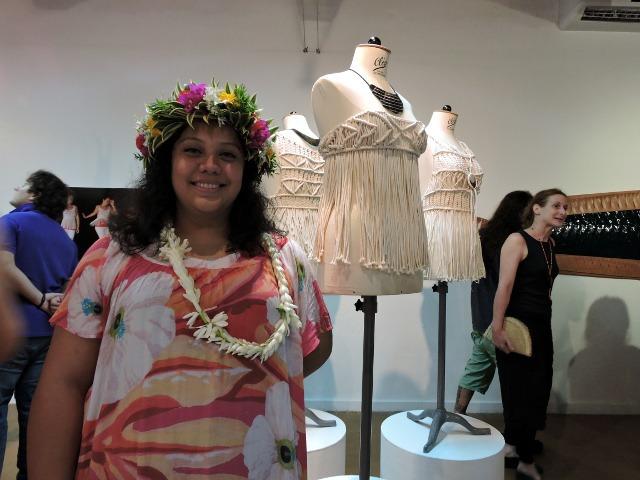L'art polynésien revu par les élèves du Centre des métiers d'art