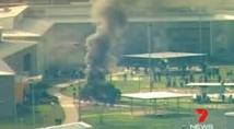 L'interdiction de fumer déclenche une émeute dans une prison australienne