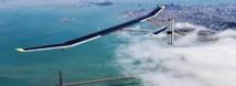 Solar Impulse bat le record de vol en solitaire